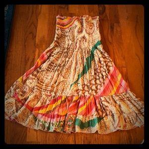 100% Silk dress 👗 HANDMADE